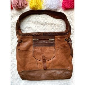 Kooba Brown Shoulder Bag